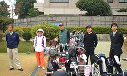 金子コンピューター会計ゴルフコンペ